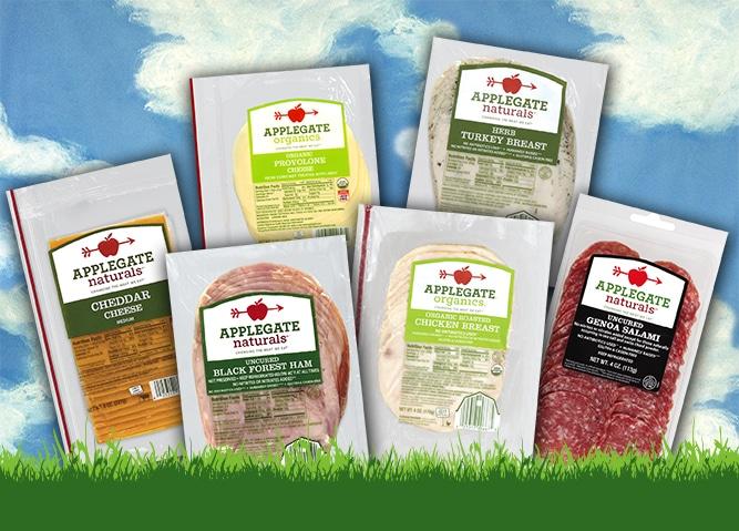 Applegate meats