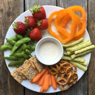 3 Snack Platters For Kids