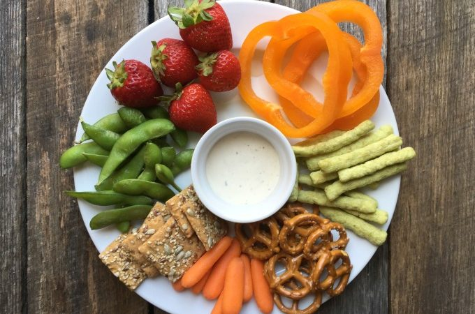 3 Snack Platters For Kids