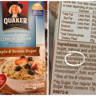 Surprising Products That Contain Artificial Sweeteners