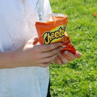 Soccer Mom Soapbox -- Real Mom Nutrition
