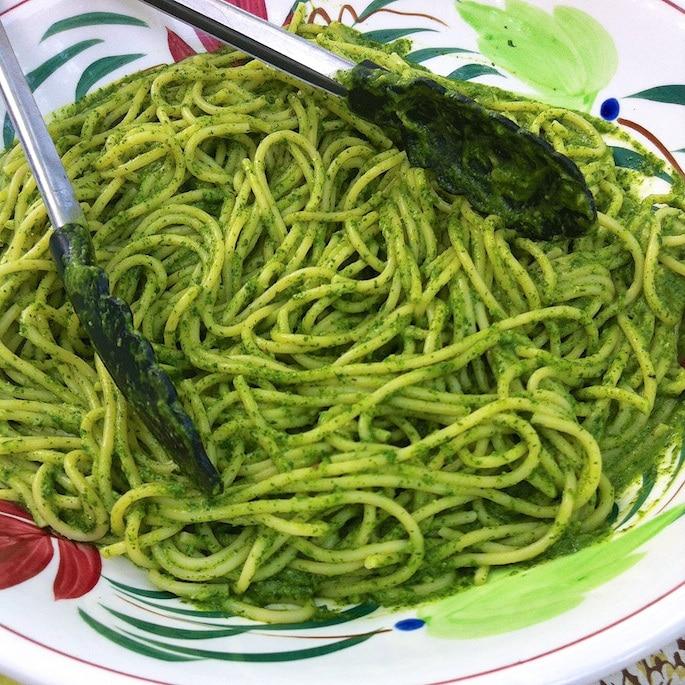 Spinach Avocado Alfredo Sauce-1