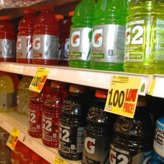 Why I'm No Fan Of Sports Drinks -- Real Mom Nutrition