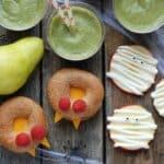 3 Healthy Halloween Snacks