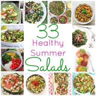 33 Healthy Summer Salads