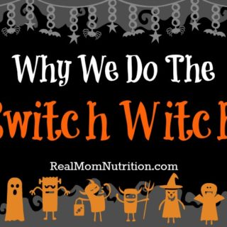 Why We Do The Switch Witch for Halloween