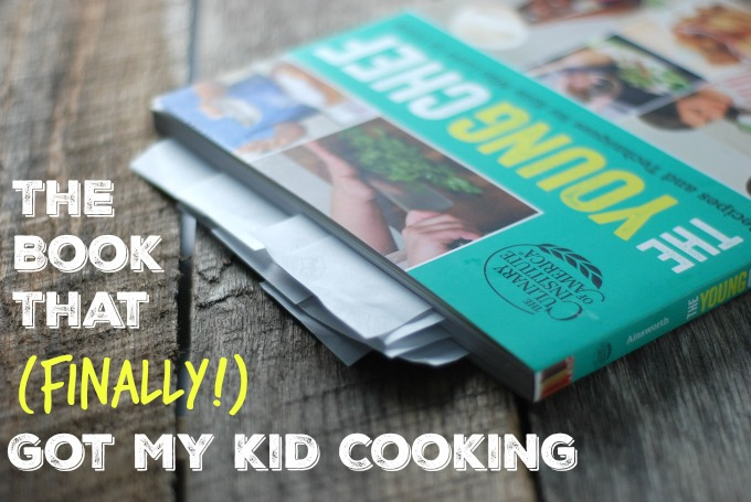 The Book That Got My Kid Cooking
