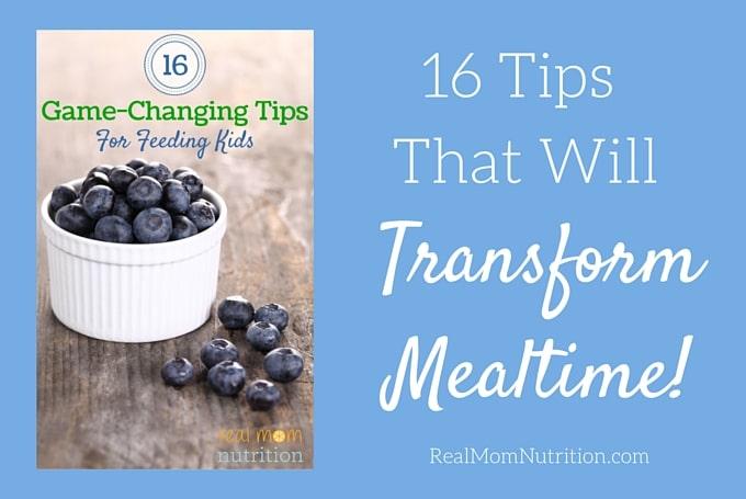 Tips for Feeding Kids