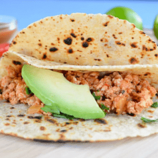 Slow Cooker Turkey Taco Meat