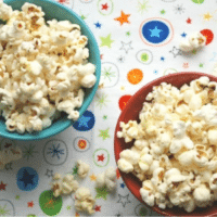 Foolproof Popcorn on the Stove
