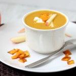 Vegan Sweet Potato Apple Soup