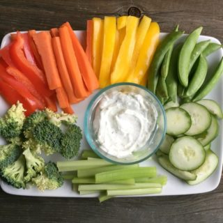 The Power of a Veggie Tray