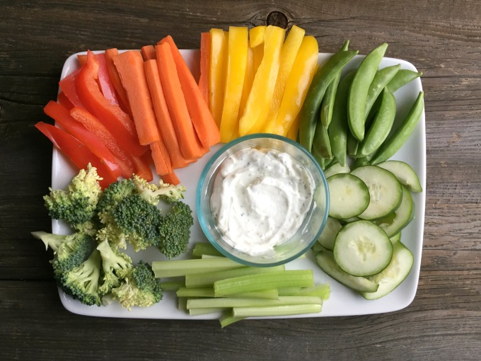 The Power Of A Veggie Tray To Make Healthy Eating Easier