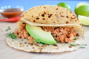 Slow Cooker Turkey Taco
