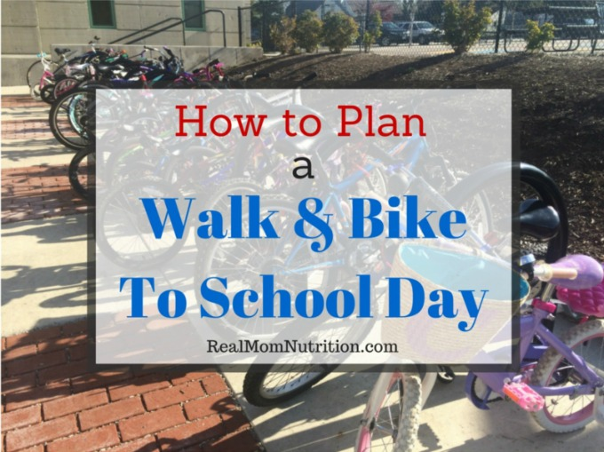 Walk and Bike To School Day