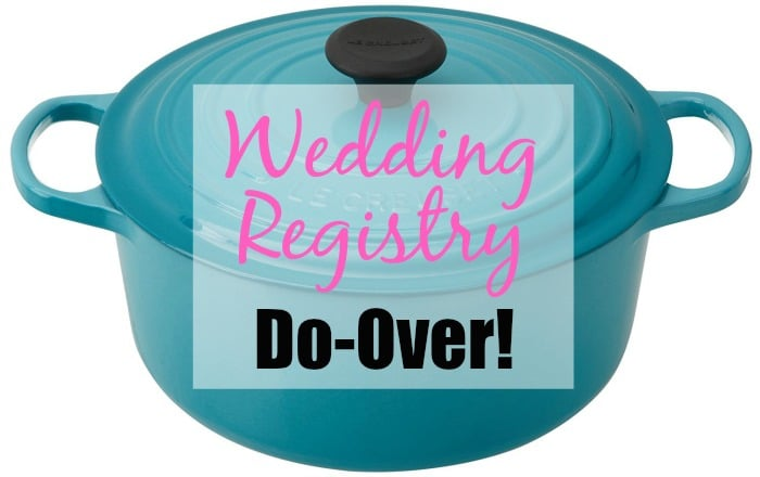 What to Put on a Wedding Registry