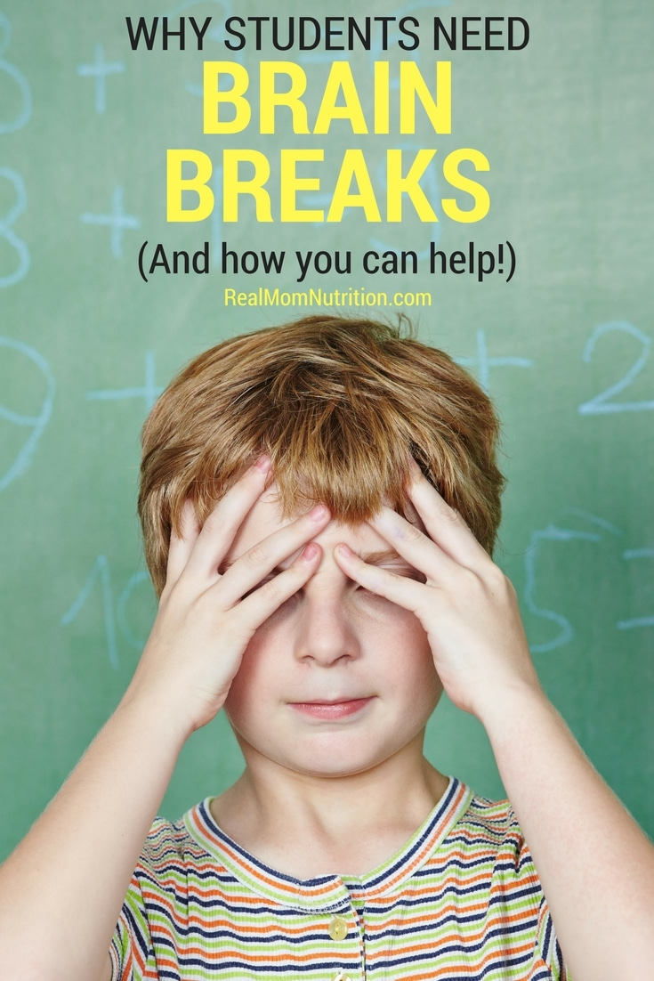 Free ideas & resources for brain breaks