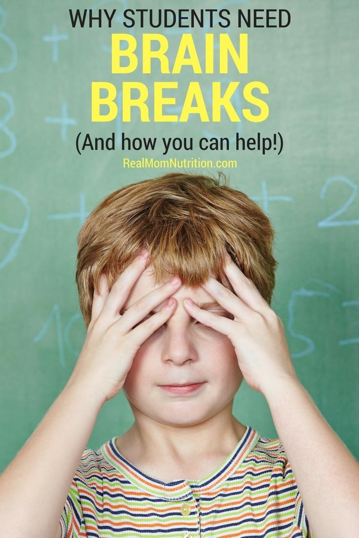 Free ideas & resources for brain breaks