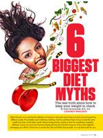 6 Biggest Diet Myths