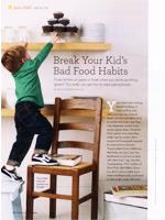 Break Your Kid's Bad Food Habits