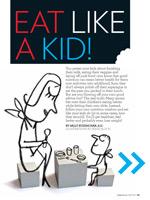Eat Like a Kid!