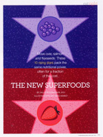 The New Superfoods