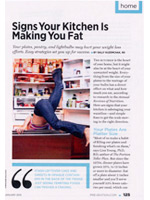 Signs Your Kitchen Is Making You Fat