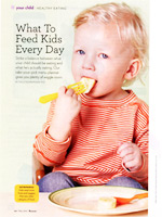 What to Feed Kids Every Day