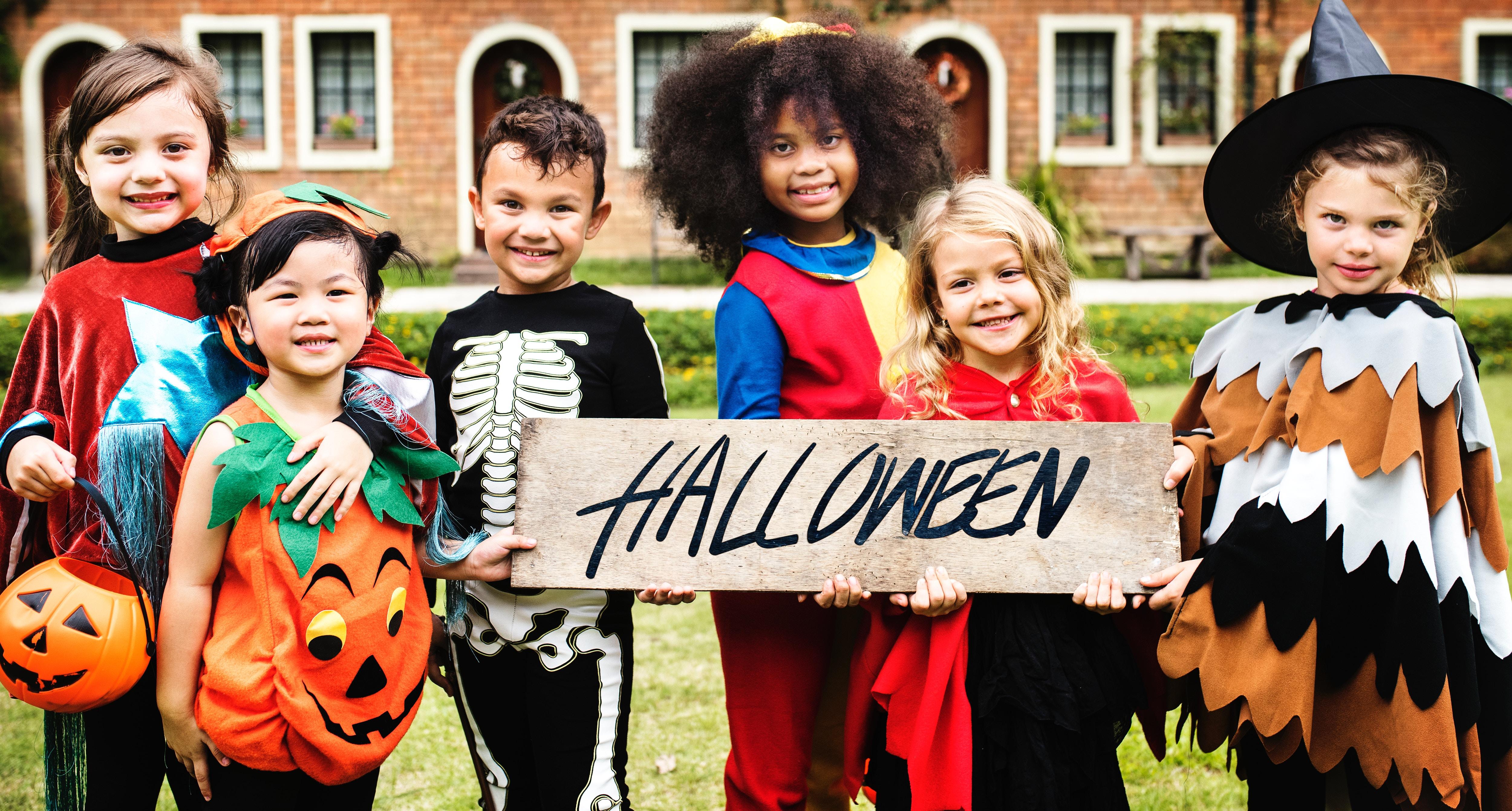 Allergy Safe Halloween Treats